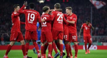 Прогноз и ставка на матч Хоффенхайм — Бавария 29 февраля 2020