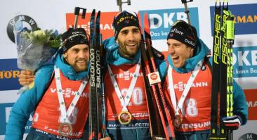 Прогноз и ставка на Чемпионат Мира по биатлону в Антерсельве 22 февраля 2020 (эстафета мужчины)