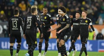 Прогноз и ставка на матч Байер — Боруссия Дортмунд 8 февраля 2020
