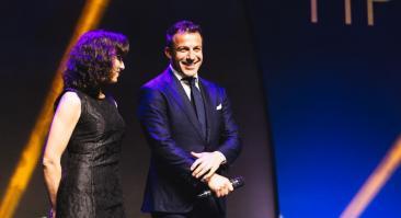 Премия «РБ» 2020: «Лига Ставок» – абсолютно лучший букмекер года, приз вручил Алессандро Дель Пьеро