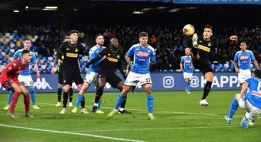 Интер — Наполи и еще два футбольных матча: экспресс дня на 12 февраля 2020 года
