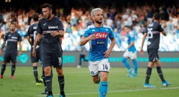 Сампдория — Наполи и еще два футбольных матча: экспресс дня на 3 февраля 2020 года