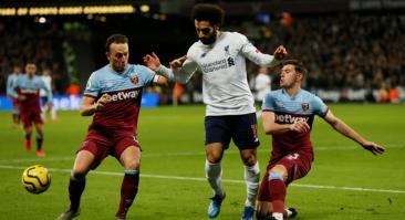 Ливерпуль — Вест Хэм и еще два футбольных матча: экспресс дня на 24 февраля 2020 года