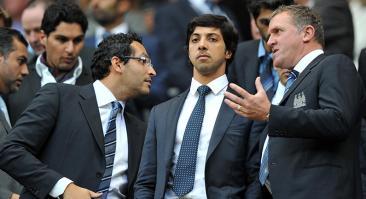 Букмекер принимает ставки на продажу «Манчестер Сити»