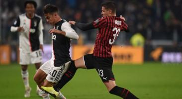 Милан — Ювентус и еще два футбольных матча: экспресс дня на 13 февраля 2020 года