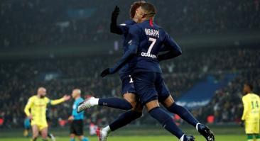 Нант — ПСЖ и еще два футбольных матча: экспресс дня на 4 февраля 2020 года