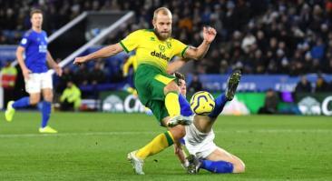 Норвич — Лестер и еще два футбольных матча: экспресс дня на 28 февраля 2020 года