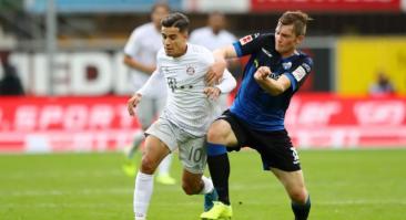Прогноз и ставка на матч Бавария — Падерборн 21 февраля 2020