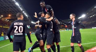 Прогноз и ставка на матч «ПСЖ» — «Лион» 9 февраля 2020