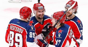 Прогноз и ставка на игру ЦСКА – СКА 25 февраля 2020 года