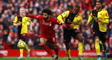 Уотфорд — Ливерпуль и еще два футбольных матча: экспресс дня на 29 февраля 2020 года