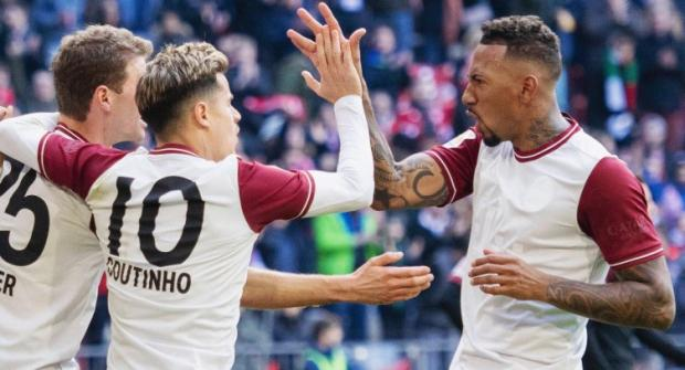 Унион Берлин — Бавария и еще два футбольных матча: экспресс дня на 17 мая 2020 года