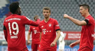 Бавария — Фортуна и еще два футбольных матча: экспресс дня от Галины Гальверсен на 30 мая 2020