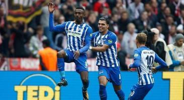 Герта — Унион Берлин и еще два футбольных матча: экспресс дня на 22 мая 2020