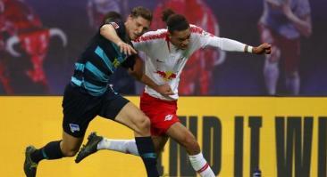 Прогноз и ставка на матч РБ Лейпциг — Герта 27 мая 2020