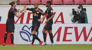 РБ Лейпциг — Герта и еще два футбольных матча: экспресс дня на 27 мая 2020