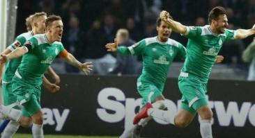 Вердер — Байер и еще два футбольных матча: экспресс дня на 18 мая 2020 года