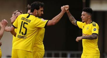 Боруссия Дортмунд – Герта: прогноз и ставка на матч 6 июня 2020