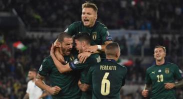 Италия — Босния и Герцеговина и еще два футбольных матча: экспресс дня Галины Гальверсен на 4 августа 2020 года