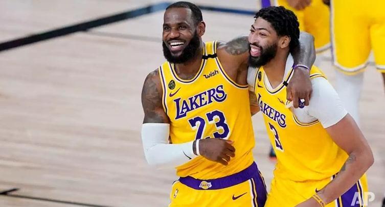 «Лос-Анджелес Лейкерс» – главные фавориты нового сезона НБА