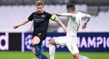 Манчестер Сити — Марсель: прогноз Евгения Лешковича на 9 декабря 2020