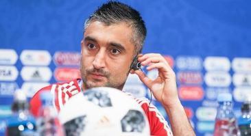Александр Самедов рассказал о своих обязанностях в «Локомотиве»