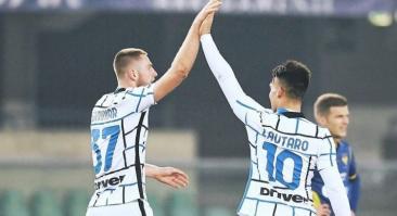 Интер — Кротоне и еще два футбольных матча: экспресс дня на 3 января 2021 от Юрия Стадника
