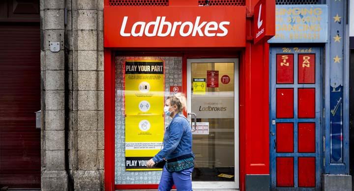Американцы хотят купить британский букмекерский холдинг за 11 млрд долларов