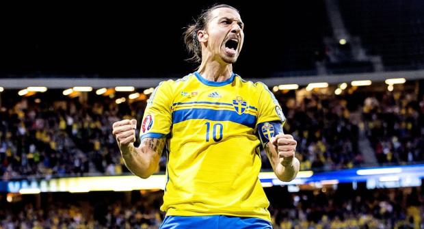 Букмекер дает вероятность 62%, что Златан забьет в первом матче за сборную Швеции после возвращения