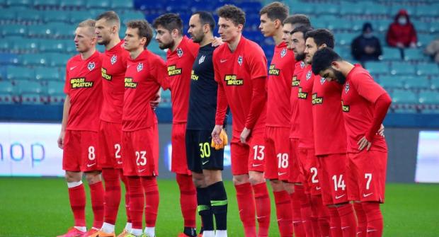 «Тамбов» вернул к тренировкам футболистов, которых подозревали в игре на ставках