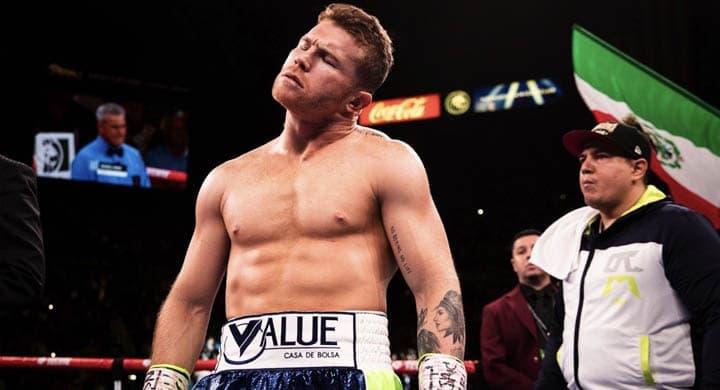 Чемпион мира по боксу поставит 10 000 долларов на победу Альвареса над Сондерсом нокаутом