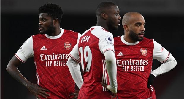 Букмекеры больше верят в вылет «Арсенала» из АПЛ, чем чемпионство