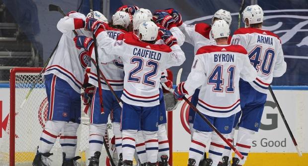 «Монреаль» выбил «Торонто» из Кубка Стэнли. Коэффициент на проход «Канадиенс» по ходу серии составлял 15