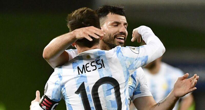 Аргентина обыграла Колумбию в полуфинале Кубка Америки и сыграет с Бразилией в финале