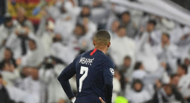 Букмекер резко снизил коэффициент на переход Мбаппе в «Реал»