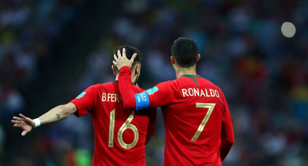 Фердинанд заявил, что Роналду будет бить пенальти в «МЮ». Кэф на 5 голов португальца с пенальти все еще 1,85