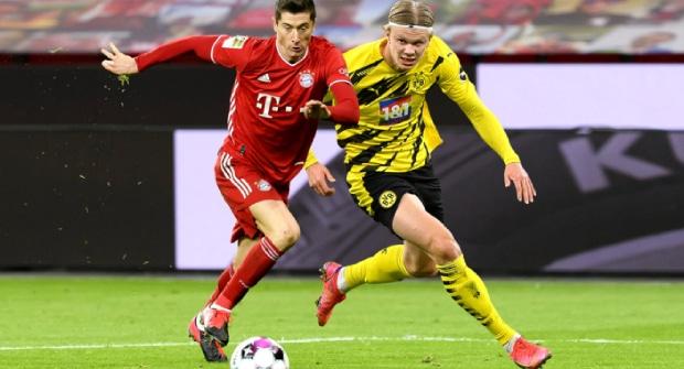 Холанд в 3 матчах сезона забил 5 голов. Кэф на то, что норвежец станет лучшим бомбардиром Бундеслиги — 3,5