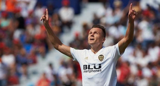 Букмекер дает коэффициент 1,9 на два гола Черышева в новом сезоне Ла Лиги