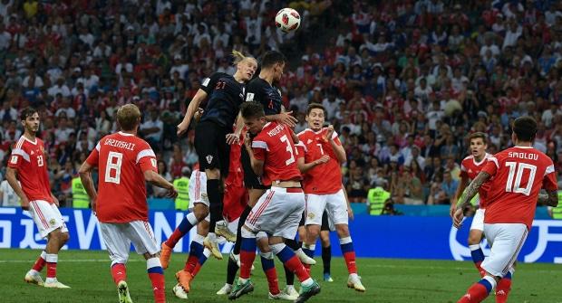 78% россиян не верят в победу сборной над командой Хорватии