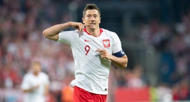 Левандовски забивает за сборную и клуб 8 матчей подряд. На гол Англии коэффициент 3