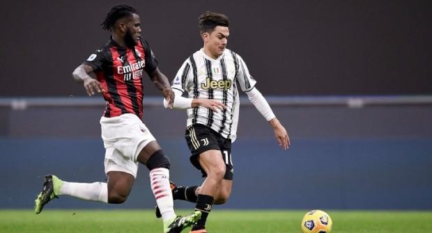 У «Юве» 0 побед в этом сезоне Серии А. На непроигрыш «Милана» коэффициент 1,9