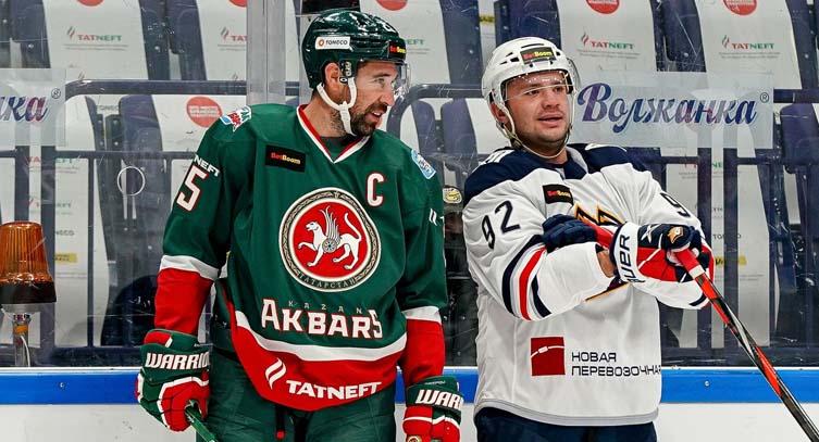 Экспресс дня на 7 октября 2021: Ак Барс – Металлург и еще два хоккейных матча от Вячеслав Левицкого