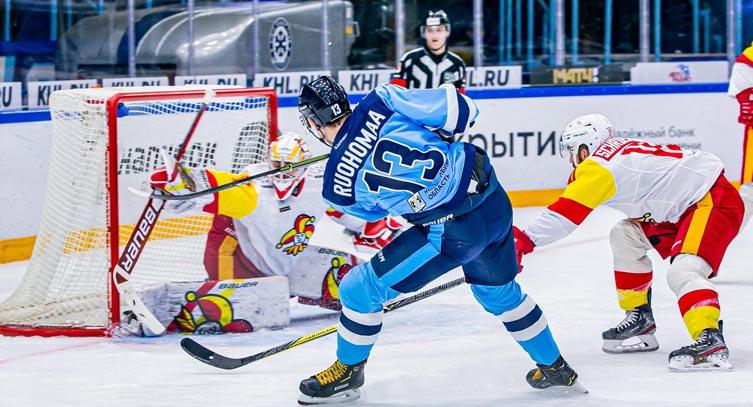 Экспресс дня на 14 октября 2021: Йокерит – Сибирь и еще два хоккейных матча от Вячеслав Левицкого