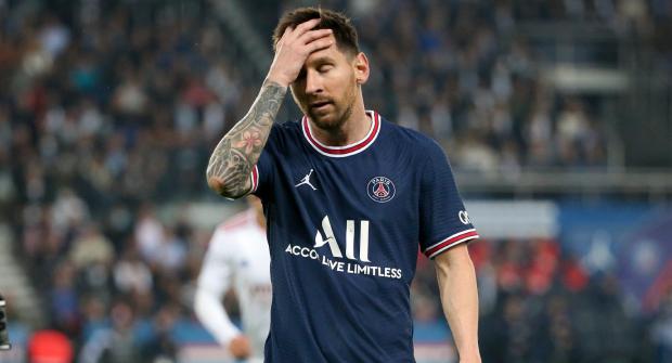 Букмекер в 2,5 раза поднял коэффициент на то, что Месси выиграет «Золотую бутсу». У аргентинца 0 голов в Лиге 1