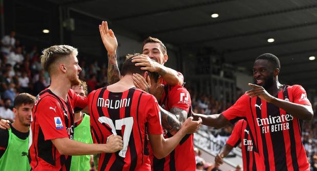 «Милан» повторил чемпионский старт в сезоне-2003/04. Сейчас на победу в Серии А дают коэффициент 7