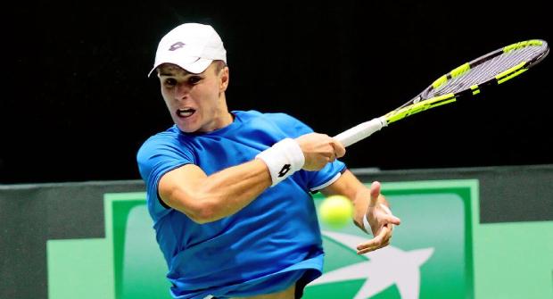 Теннисист Дмитрий Попко снова привлек внимание специалистов по договорным матчам. Его уже подозревали в нечестной игре, а Хубулов травил его в директе
