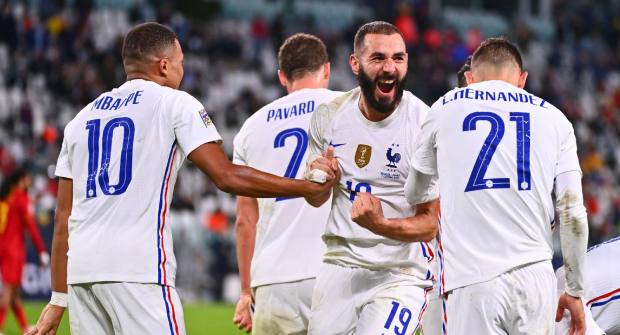 Франция — букмекерский фаворит финала Лиги наций против Испании
