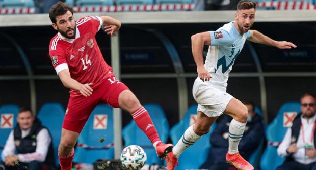 Букмекеры котируют Словению фаворитом матча с Россией